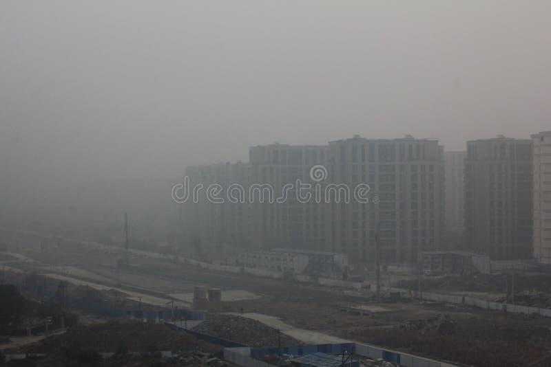 Haze of china