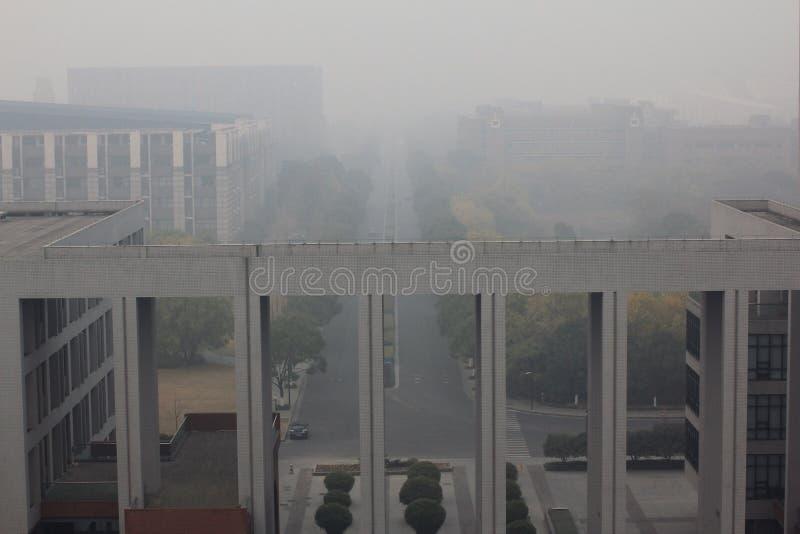 Haze of china3
