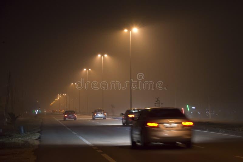 Haze Hazard At Malaysia Editorial Photography