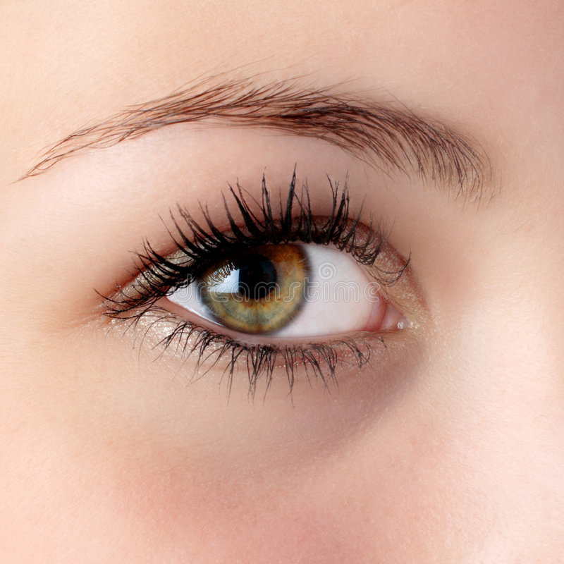 Free Hazel Eye Royalty Free Stock Image - 898756