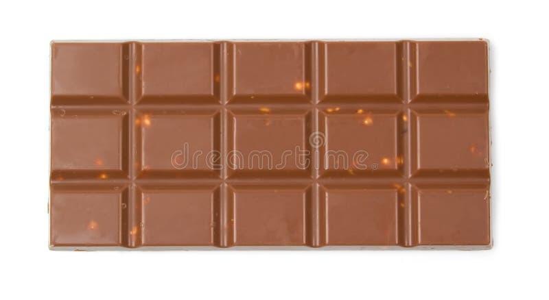 Hazelnut and chocolate royalty free stock image