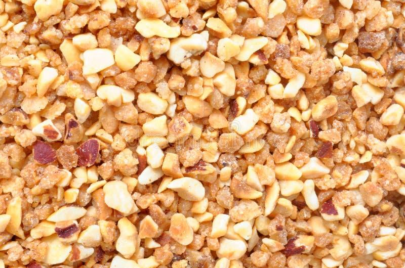 Hazelnut Croquant royalty free stock photography