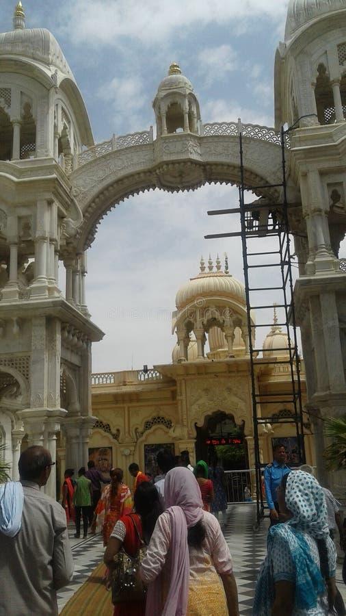 Hazen Rama Hare Krishna royalty-vrije stock afbeeldingen