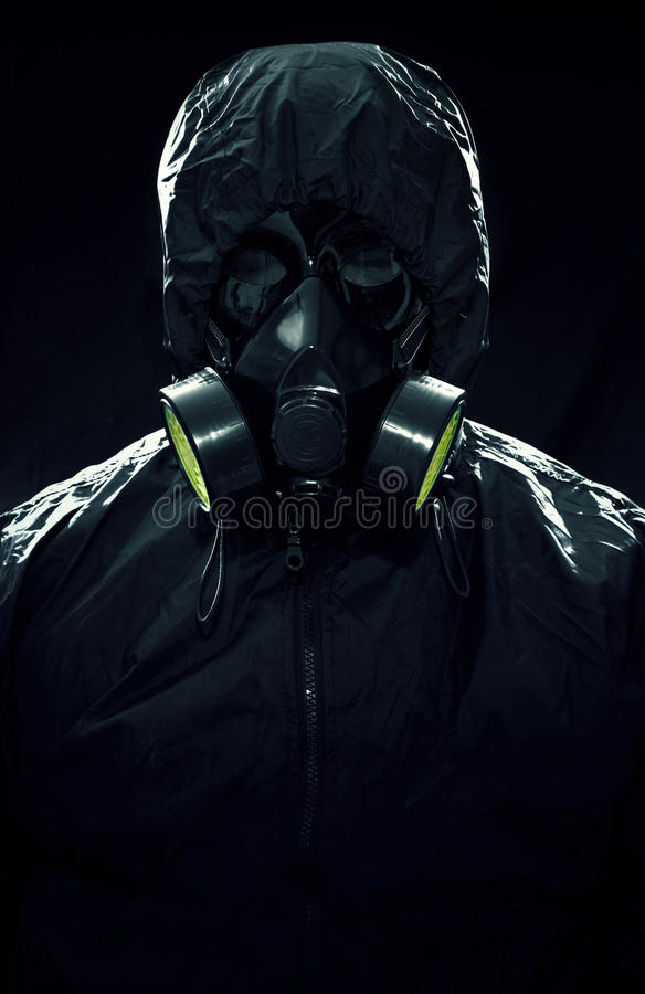 Free Hazmat Suit Royalty Free Stock Images - 38191599