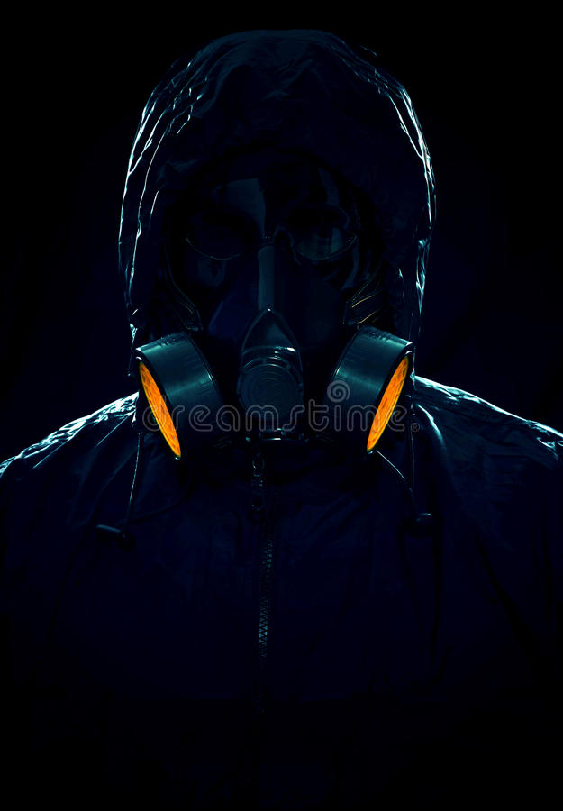 Free Hazmat Suit Stock Photos - 38230043