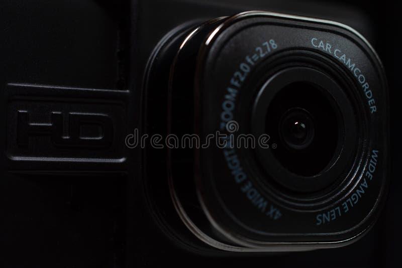 Hd de caméra de voiture et visuel photos libres de droits