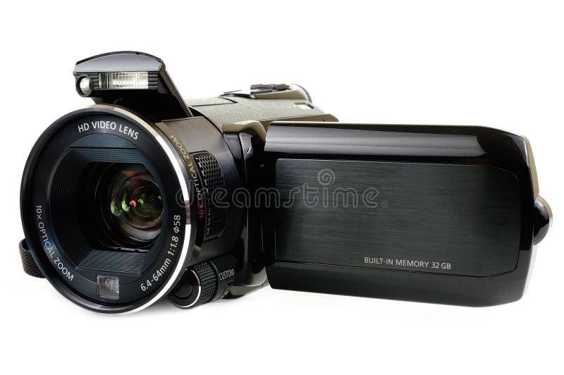 HD Kamerarecorder lizenzfreies stockbild