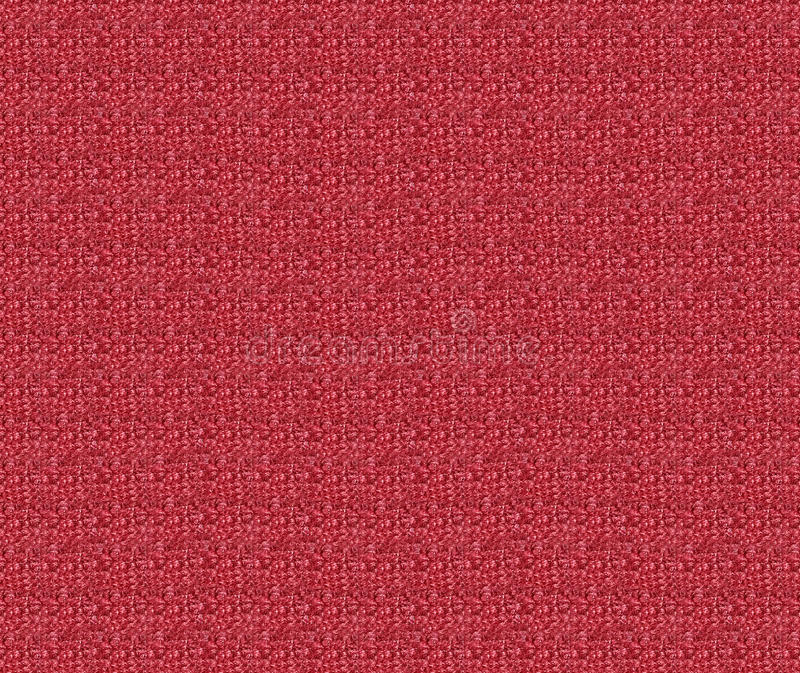 Red Carpet Texture Pattern: HD Seamless Pattern, Red Woven Carpet Stock Image