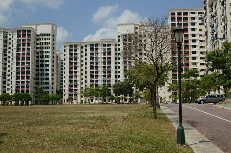 HDB Singapore immagine stock