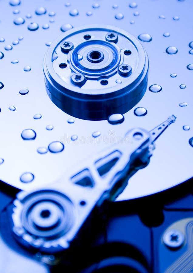 HDD lizenzfreies stockbild
