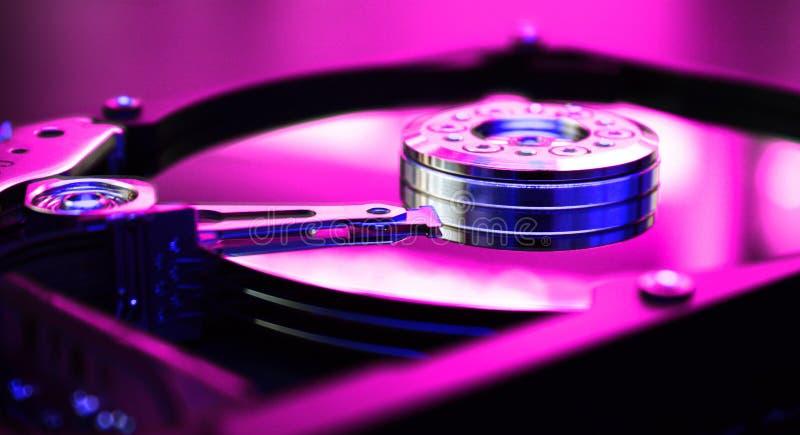 HDD fotografia de stock royalty free