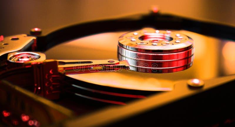 HDD foto de stock