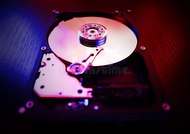 HDD royalty-vrije stock foto