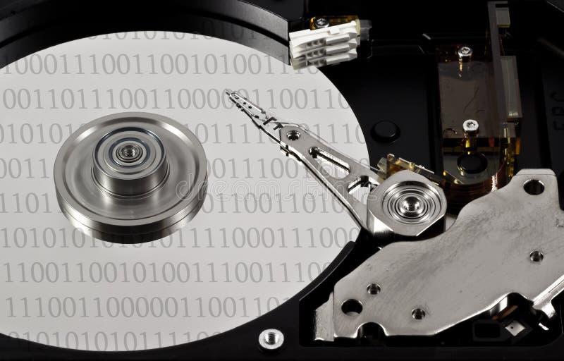 HDD INTERN stockbild