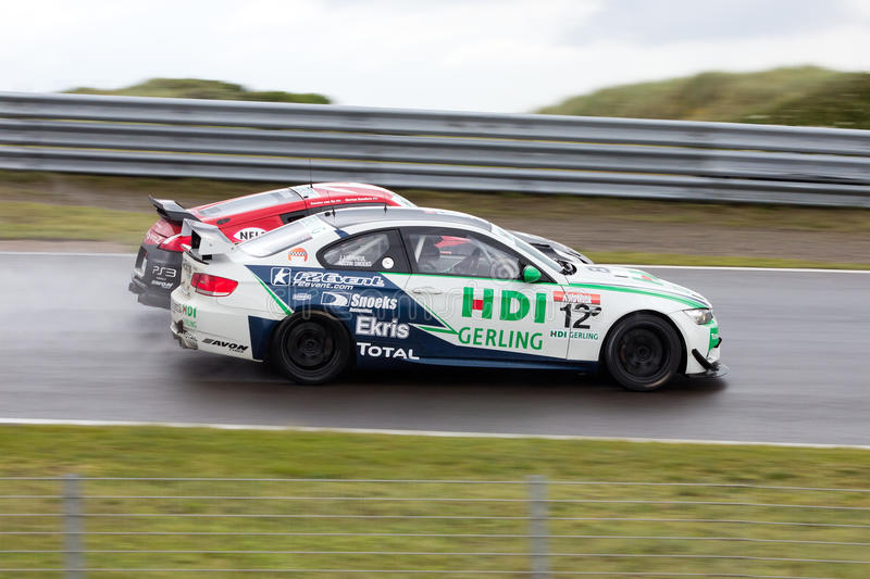 HDI-Gerling Dutch GT Championship stock photo
