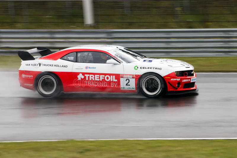 Download HDI-Gerling Dutch GT Championship Editorial Stock Photo - Image: 25732853
