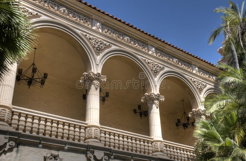 Download HDR of Architecture stock image. Image of diego, blue - 16122989