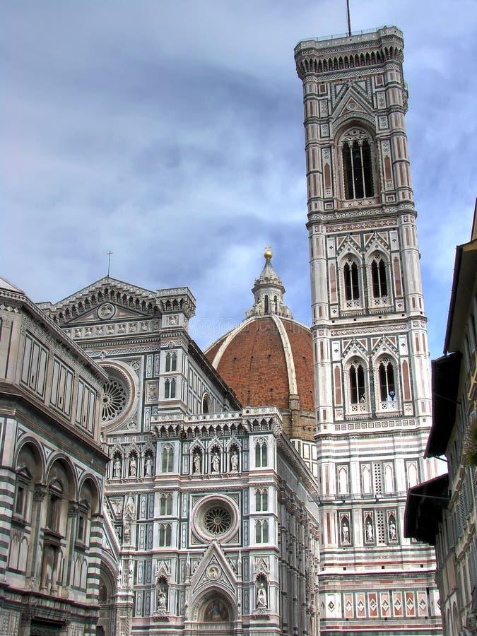 Hdr do retrato de Santa Maria del Fiore foto de stock royalty free