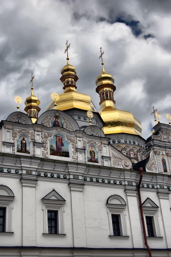 HDR.Kiev fotografia stock