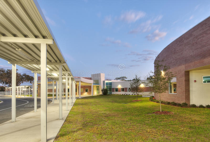 Download HDR Of Primary School Royalty Free Stock Photography - Image: 26039247