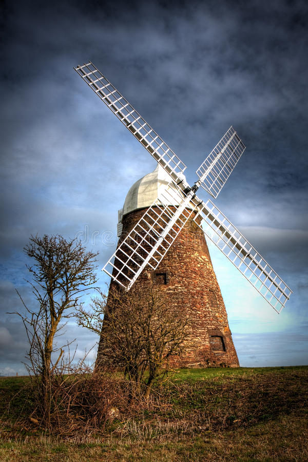 Free HDR Windmill Stock Photography - 13624992