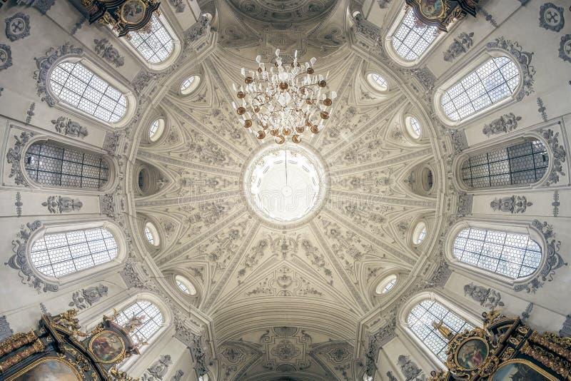 Hdri interior de Maria Birnbaum foto de archivo libre de regalías