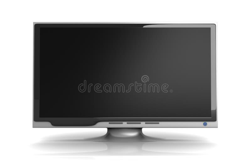 Download HDTV stock illustration. Image of isolated, leisure, cinema - 15786776