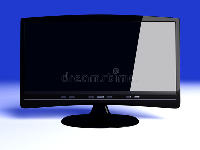 Download HDTV Royalty Free Stock Images - Image: 17284939
