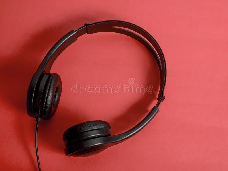 Hełmofon dla muzyka dźwięka obraz royalty free