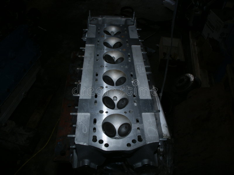 Download Head stock image. Image of engine, ports, shiny, head, cylinder - 62333