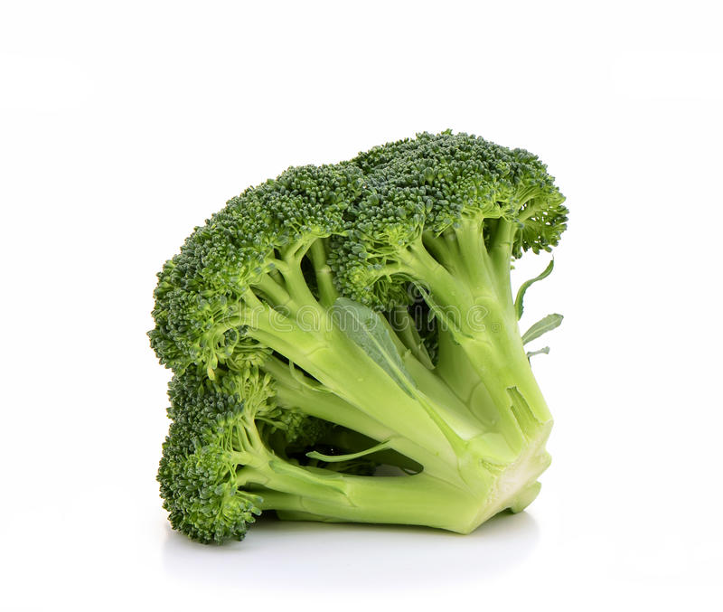 Download Head of broccoli stock image. Image of organic, background - 37575175