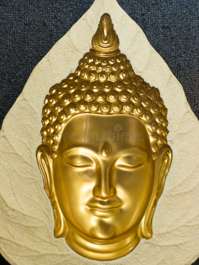 Download Head Of Buddha Statue Royalty Free Stock Images - Image: 25444009