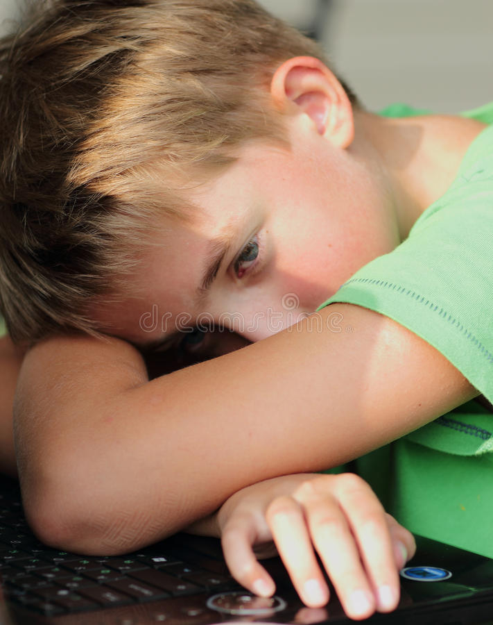 Download Head in hands stock photo. Image of ache, kids, angry - 20776206