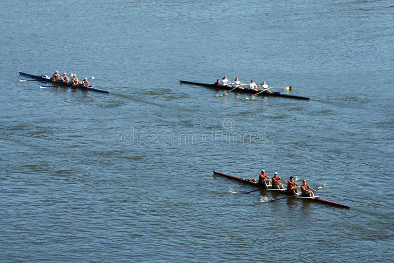 Head Of The Hooch Rowing Regatta Editorial Stock Photo