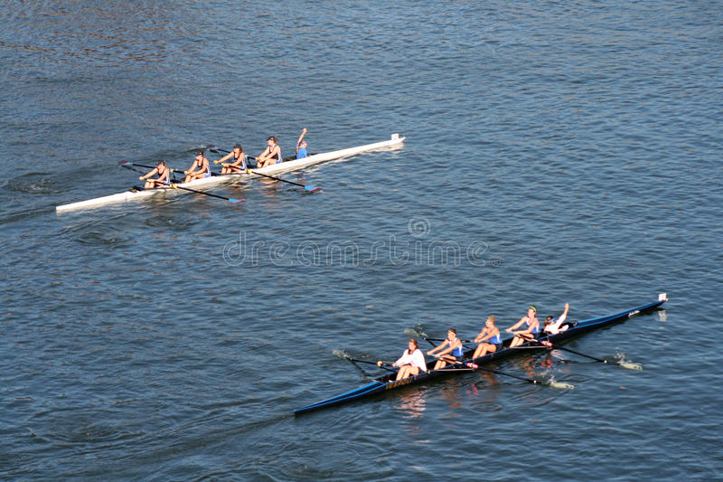 Download Head Of The Hooch Rowing Regatta Editorial Stock Photo - Image: 11771968