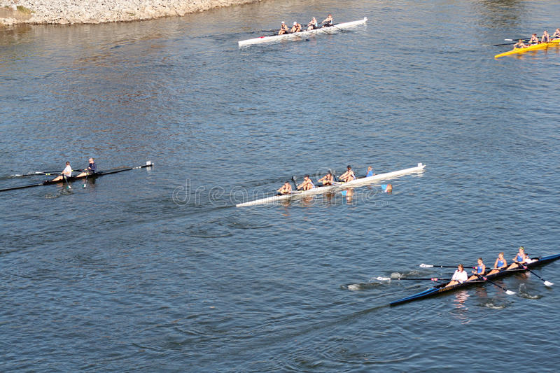 Download Head Of The Hooch Rowing Regatta Editorial Photography - Image: 11771972