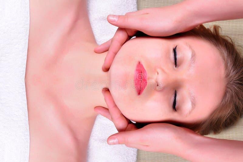 Download Head Massage Stock Image - Image: 24582201