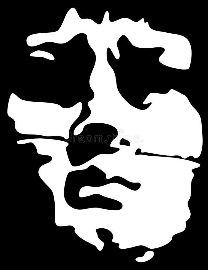 Download Head of Medusa stock illustration. Illustration of myth - 23861080