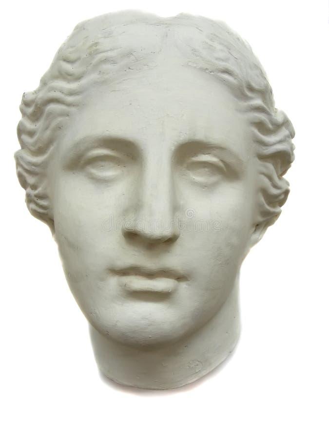 head murbrukkvinna royaltyfri bild