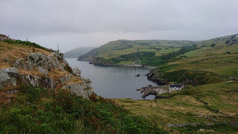 Head nordligt för Torr - Irland royaltyfri fotografi