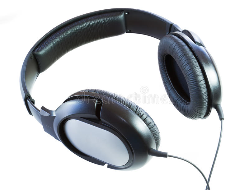 Download Head phones stock photo. Image of head, digital, white - 18700436