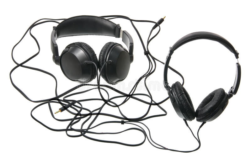 Download Head Phones stock photo. Image of background, earphones - 27417354