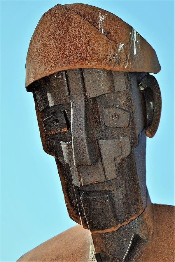 Head, Sculpture, Ancient History, Headgear stock image