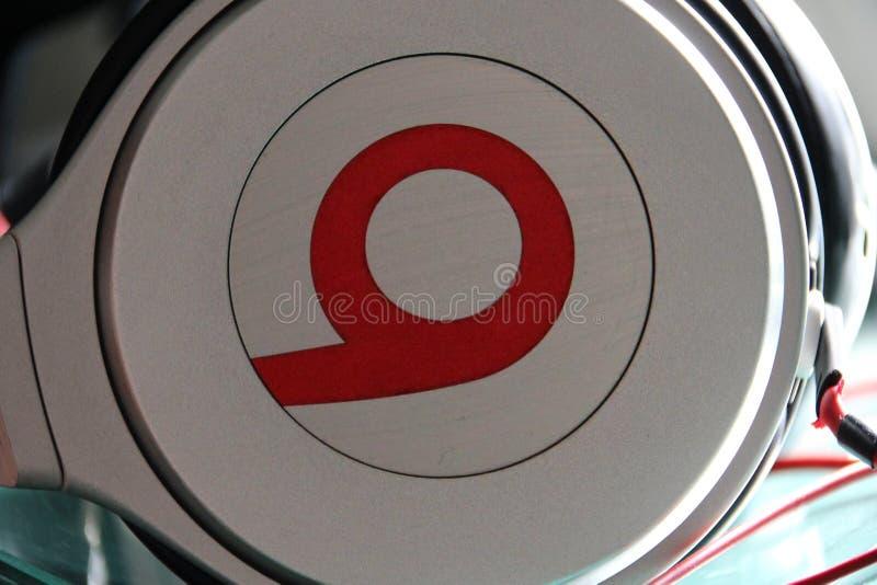 Head set large image stock photos