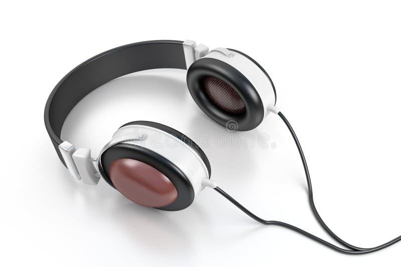 Download Head sets stock illustration. Image of sets, music, headphones - 3946035