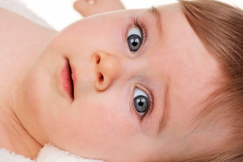 Head Ståendebarn För Barn Royaltyfri Foto