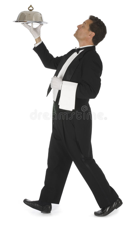 Head Waiter stock images