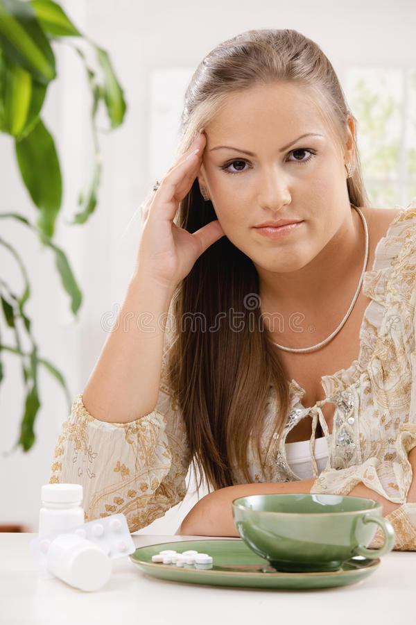 Download Headache stock image. Image of color, headache, bottle - 11992569