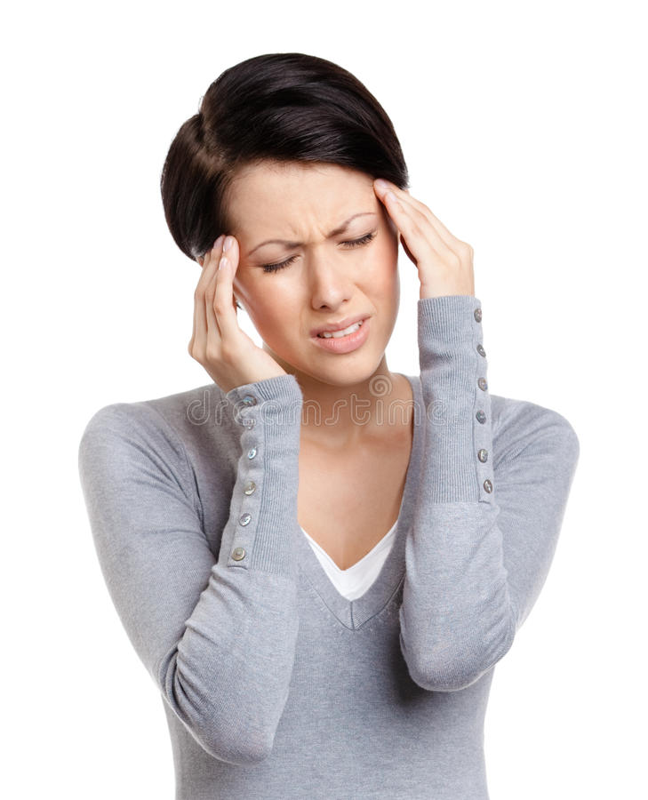 Download Headache stock photo. Image of background, body, cute - 26029210