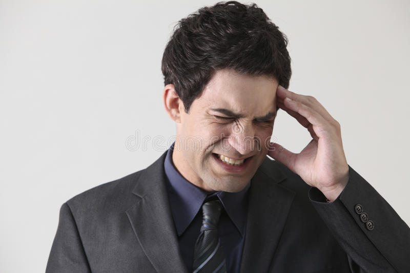Download Headache stock image. Image of ethnicity, person, shot - 26492651